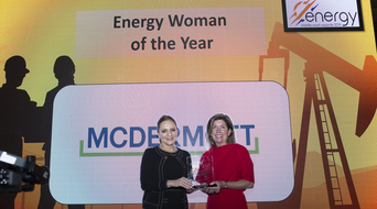 Energy Woman of the Year 2019 winner at the Middle East Energy Awards announced