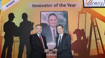 Honeywell regional president on being named Innovator of the Year
