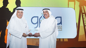 ENOC Group CEO Saif Humaid Al Falasi honoured with inaugural Lifetime Achievement Award at Middle East Energy Awards