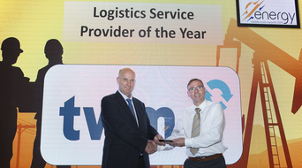 Logistics Service Provider of the Year 2019 winner at the Middle East Energy Awards announced