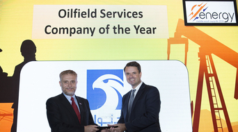 Oilfield Services Company of the Year 2019 winner at the Middle East Energy Awards announced