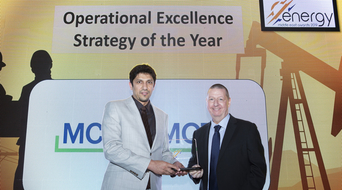Operational Excellence Strategy of the Year 2019 winner at the Middle East Energy Awards announced