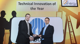Technical Innovation of the Year 2019 winner at the Middle East Energy Awards announced