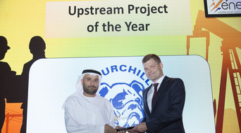 Upstream Project of the Year 2019 winner at the Middle East Energy Awards announced