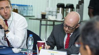 Senior director of BCG Centre of Energy Impact on integrating risk