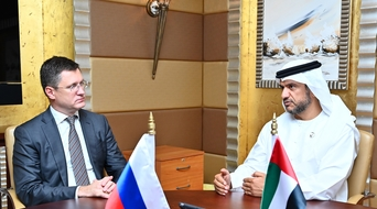 Abu Dhabi eyes energy sector collaboration opportunities with Russia