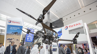 ADNOC partners with Total to use drones in search for oil and gas resources
