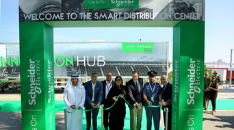 Schneider Electric launches UAE smart distribution facility