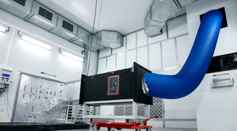 Emerson introduces ISO/IEC accreditation to psychrometric lab in Dubai