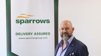 New regional director appointment for Sparrows in Middle East, India and Caspian