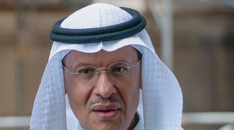 """We cannot sit on our hands"" over emissions: Prince Abdulaziz"