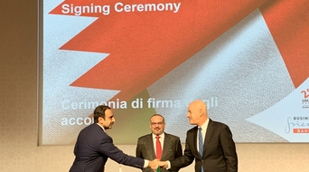 Eni signs MoU to strengthen collaboration in Bahrain's energy sector
