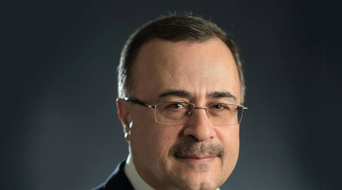 Amin Nasser ranked first on the Power 50 2020