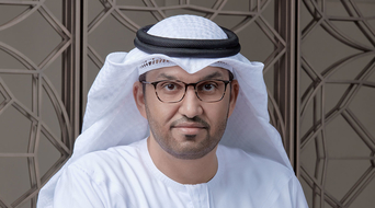ADNOC Group CEO Sultan Al Jaber ranked second on the Power 50 2020