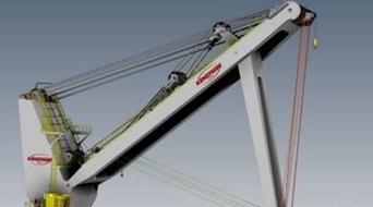 KenzFigee introduces next generation subsea crane