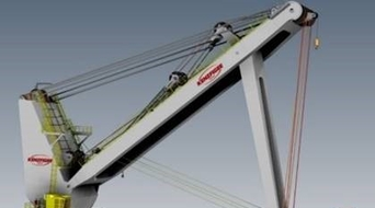 KenzFigee introduces next generation subsea crane