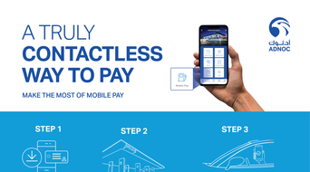 ADNOC Distribution activates contactless payment options across stations