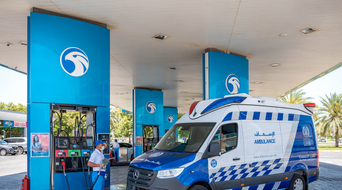 ADNOC Distribution supports UAE emergency response teams
