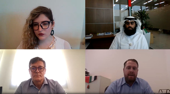 Webinar: ADNOC digital VP and ABB technology experts discuss transformation during a market crisis
