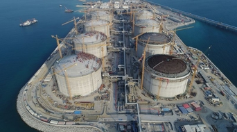 Kuwait plans to double LNG capacity by March