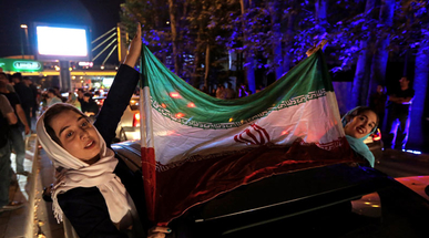 Country Focus: Iran begins quest for allies