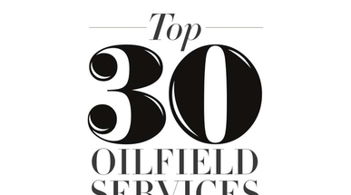 Oil & Gas Middle East's Top 30 Oilfield Serviceslist 2017