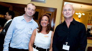 EIC Networking evening at the Wafi, 23 August