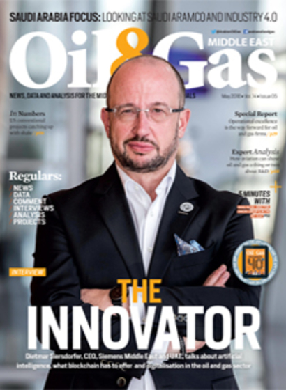 Oil & Gas Middle East - May 2018