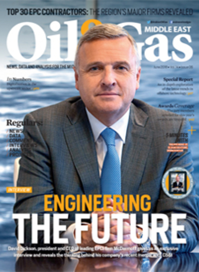 Oil & Gas Middle East - June 2018