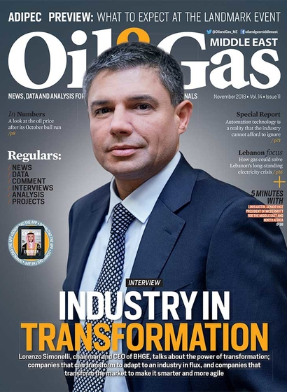 Oil & Gas Middle East - November 2018