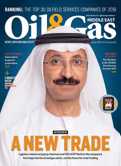 Oil & Gas Middle East - September 2019