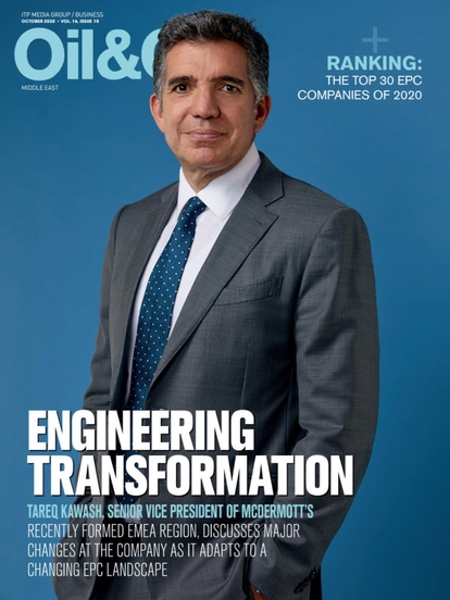 Oil & Gas Middle East - October 2020