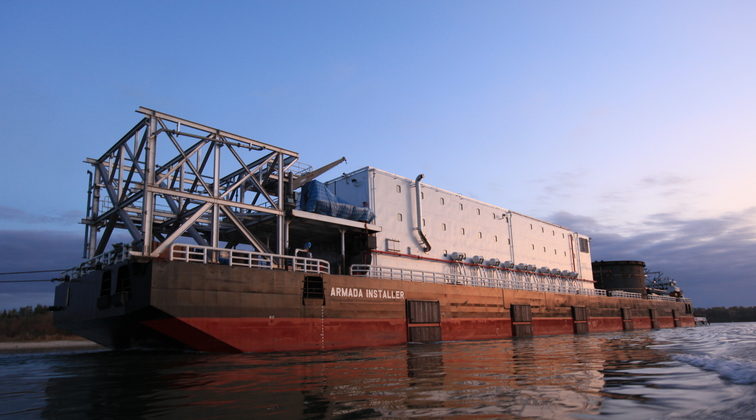 Bumi Armada wins pipeline deal from Momentum