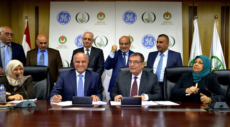 GE Oil & Gas partners with Iraqi Oil Ministry