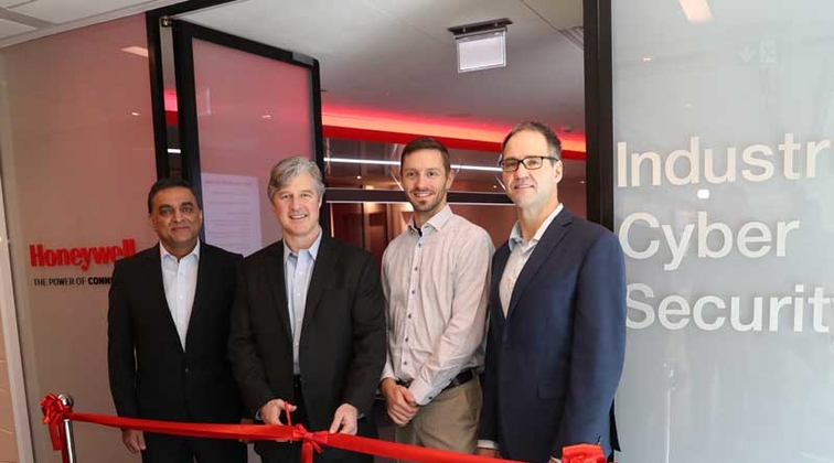 Honeywell opens industrial cyber security centre in Dubai