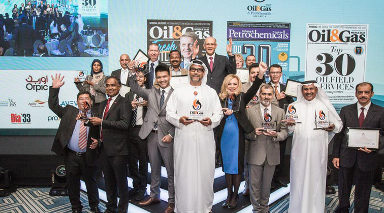 Oil & Gas and Refining & Petrochemicals Middle East 2018 Awards open for nominations