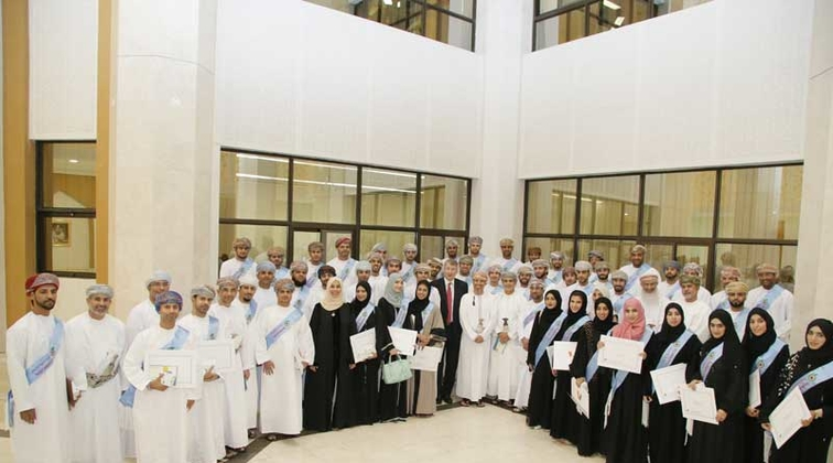 PDO sponsored scholars graduate at 29th ceremony