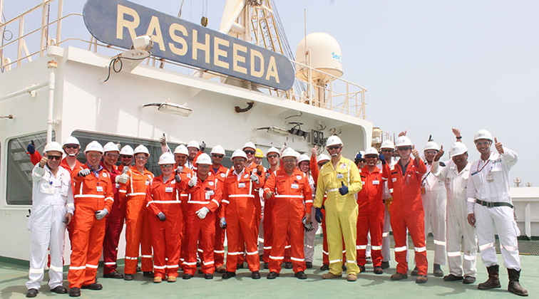 Qatargas completes gas fuel trials on LNG ship