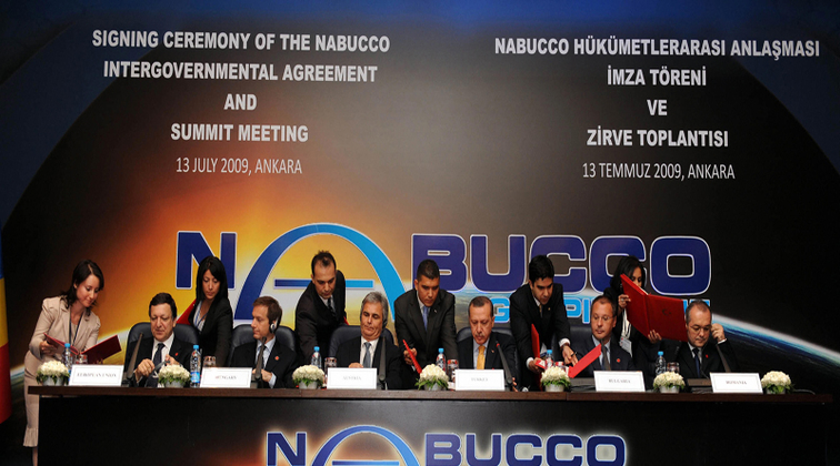Bigger is better, claims Nabucco official