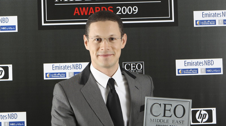Crescent Petroleum executive wins CEO award