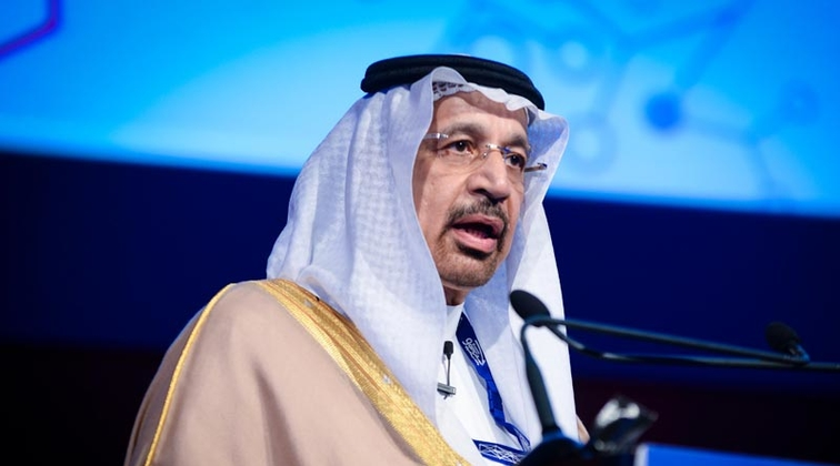Saudi keen to support market stability after Iran decision: Al Falih