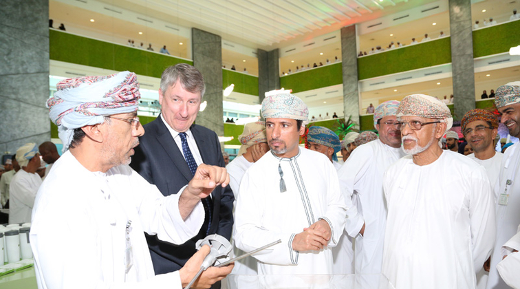 PDO Day annual event focuses on Oman's environment