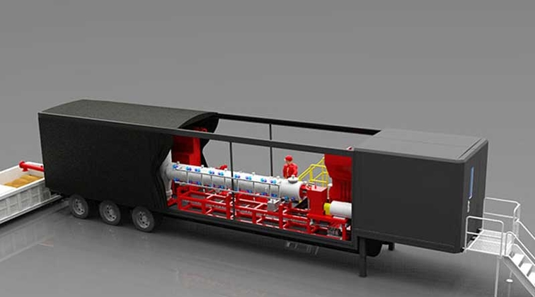 Halliburton unveils advanced solids control and separation system