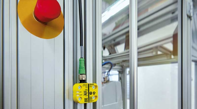 Phoenix Contact unveils new safety switch system with IO-Link