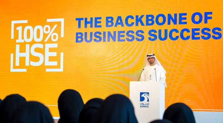 No room for complacency, or compromise on HSE safeguards, says ADNOC group CEO