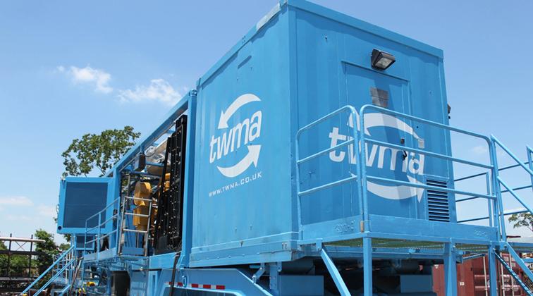 TWMA re-awarded multi-million dollar contract with Apache North Sea