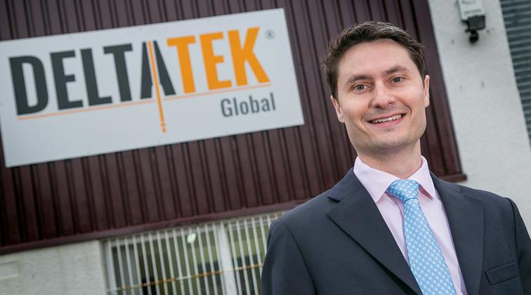 DeltaTek announces inaugural North Sea contract win