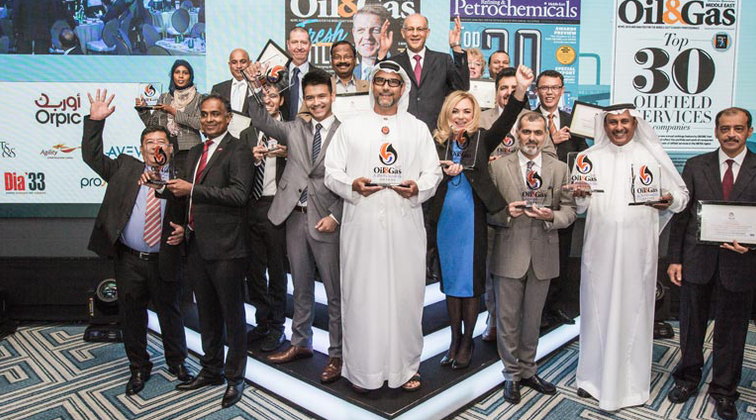 Meet our awards finalists: Oilfield Services Company of the Year