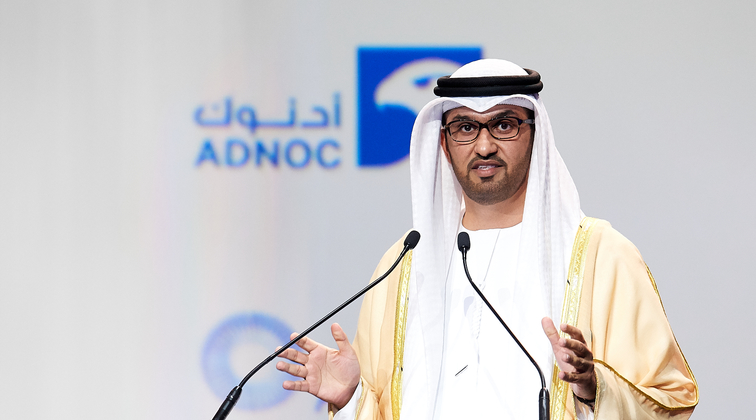 Exclusive Q&A: ADNOC Group CEO Dr. Sultan Al Jaber on the company's growth strategy