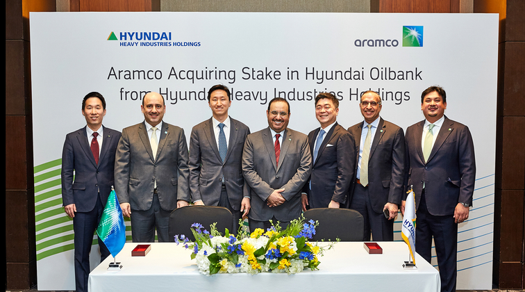 Saudi Aramco to purchase $1.25bn stake in South Korea's Hyundai Oilbank